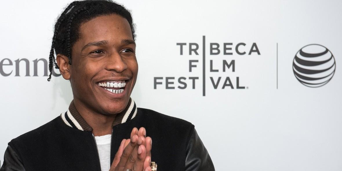 2015 Tribeca Film Festival - Tribeca Talks: CRWN With Elliott Wilson And A$AP Rocky